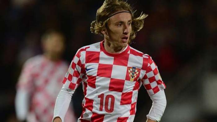 Susunan Pemain Kroasia Vs Denmark,TiIvan Rakitic dan Luka Modric Motor Serangan Kroasia