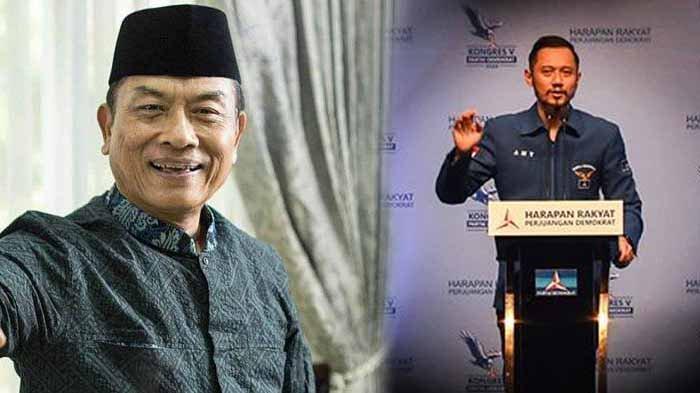Moeldoko Jelaskan Isu Kader Demokrat Lengserkan AHY, Andi Arief Singgung Restu Presiden Jokowi