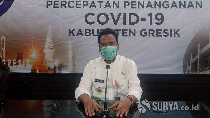 Biodata Moh Qosim yang Unggul di Pilkada Gresik 2020 Versi Lembaga Survei, Lulusan S3 Untag Surabaya