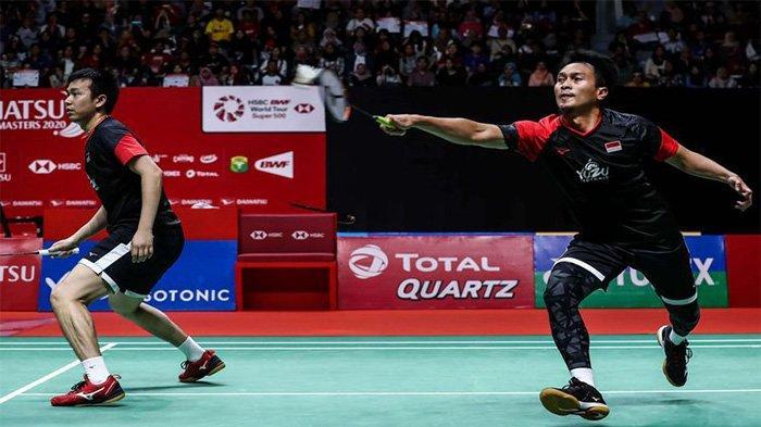 Link Live Streaming Final Thailand Open 2021 Hari ini 17 Januari Pukul 12.00 WIB di TVRI