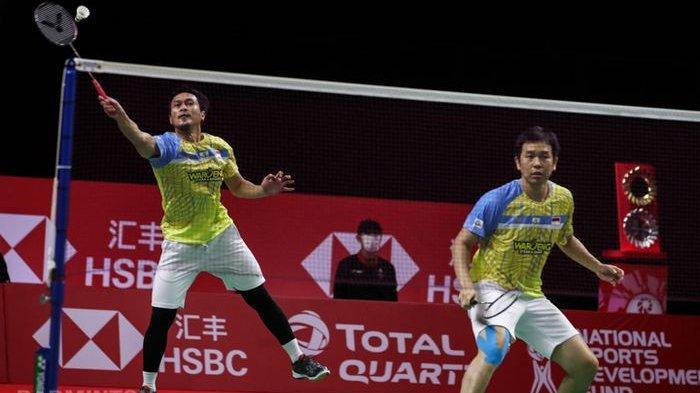 LIVE Streaming Badminton Final BWF World Tour Finals 2020 di Thailand, Hari ini Minggu 31 Januari
