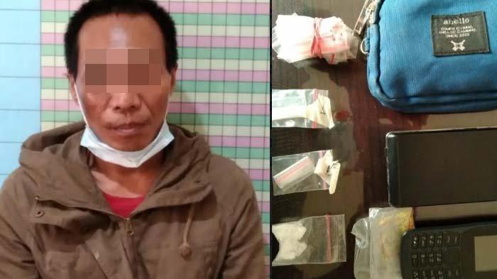 Polisi Mojokerto Tangkap Pengedar Narkoba asal Sidoarjo yang 5 tahun Buron