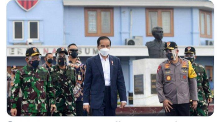 Momen Kedekatan Irjen Fadil Imran dengan Jokowi, Ini Alasan Ia Layak Jadi Kabareskrim