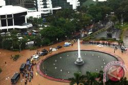 Sejumlah Ruas Jalan di Jakarta Kembali Tergenang