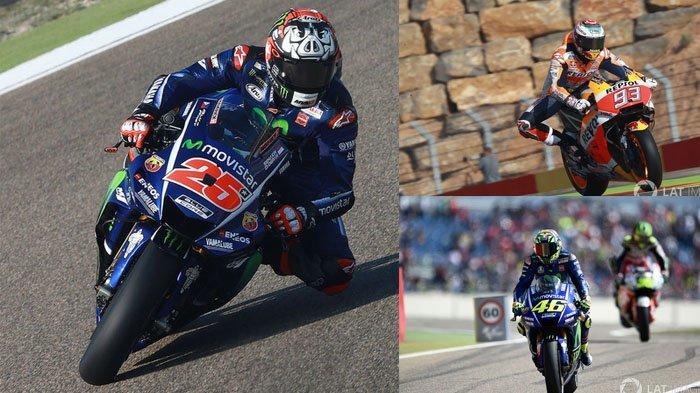 LIVE STREAMING MotoGP Aragon –Jangan Sampai Ketinggalan, Nonton Lewat HP di sini mulai jam 19.00!