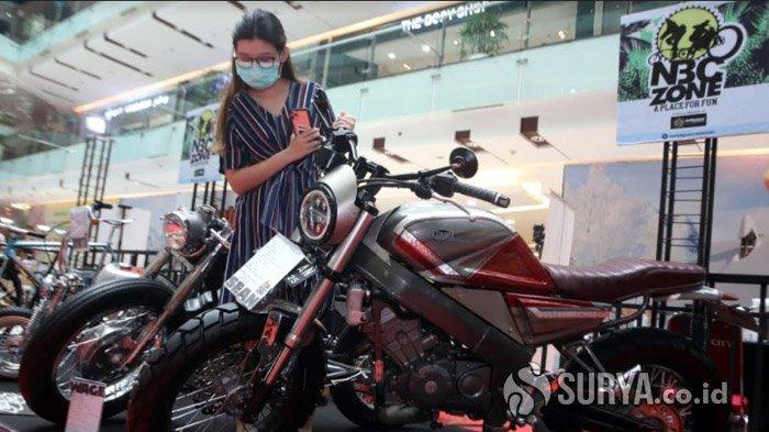 Motor Custom Semakin Digandrungi Milenial, Gaya Chopper Ala Jokowi Masih Jadi Favorit