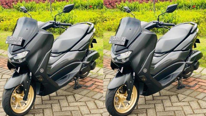 Daftar Harga Yamaha Nmax Bekas di Surabaya, Ada yang Cuma Rp 21 Jutaan