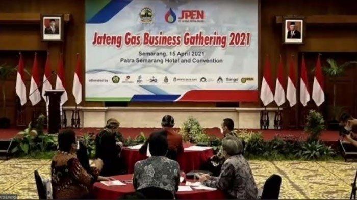 PGN Siapkan Pasokan dan Infrastruktur Gas Bumi di Jateng seusai MOU dengan JPEN