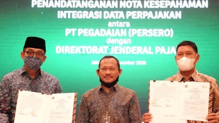 Kontribusi Pajak Pegadaian 2019 Capai Rp 1,72 Triliun Dorong Integrasi dengan DJP Diperkuat