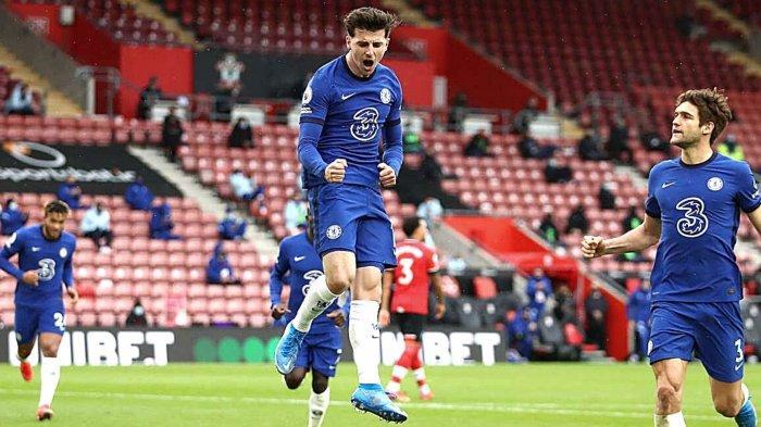 Mason Mount jadi pemain penting dalam skuad Chelsea dua musim ini.