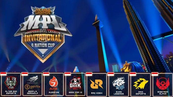 Dimulai 19 Juni 2020, Bigetron Jadi Unggulan di Grup C Kualifikasi MPL Invitational 4 Nation Cup