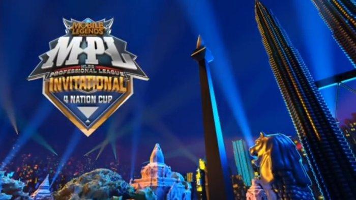 Format dan Jadwal MPL Invitational 4 Nation Cup, Dimulai 19 Juni 2020: 3 Tim Bakal Lolos Playoff