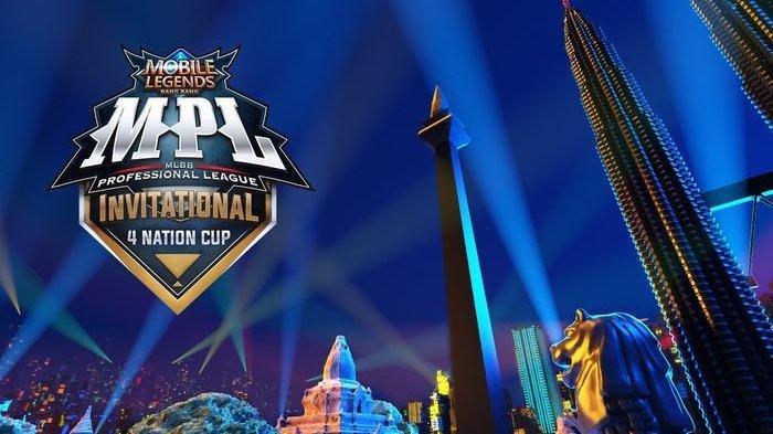 MPL Invitational 4 Nation Cup, Turnamen Pengganti MSC 2020: RRQ dan Evos Langsung Lolos Playoff