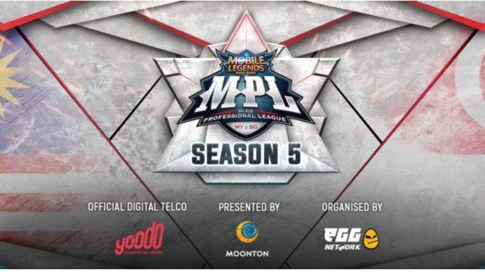 Mencari Penantang Evos dan RRQ di MSC 2020, Playoff MPL Season 5 MY-SG Dimulai Jumat Ini