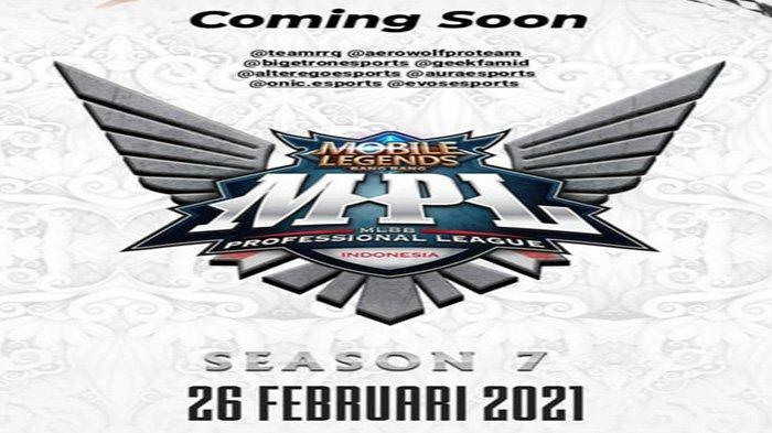 Jadwal MPL Season 7: Dimulai 26 Februari 2021, Ini Sejarah Juara Mobile Legends Professional League