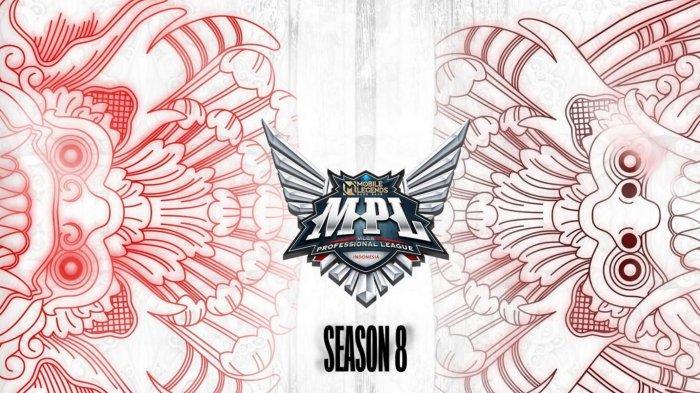 MPL Season 8 logo resmi