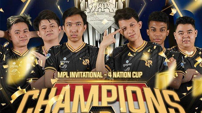 Jelang MPL Season 6: RRQ Hoshi Juara 2 Kali, tapi Tak Seberuntung Evos Legends dan Onic esports