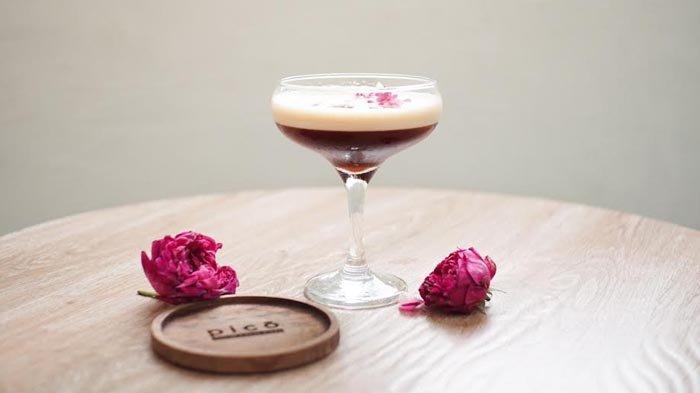 Mencicipi Coffee Mocktail Beraroma Mawar di Pico Kopi Kediri, Cocok Buat yang Tak Suka Rasa Pahit