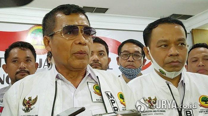 Muchdi Pr Siap Hadapi Gugatan Tommy Soeharto Soal Kepengurusan Partai Berkarya