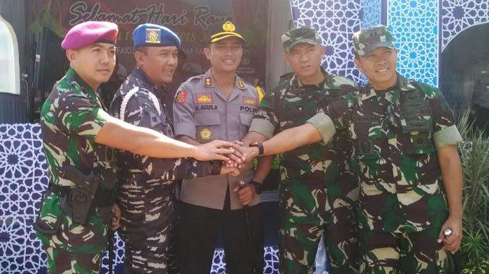 Tenang, TNI dan Polisi Jamin Keamanan di Tanjung Perakselama Mudik