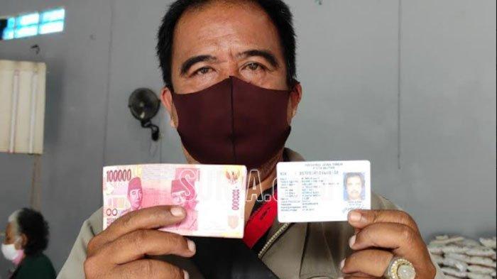 Warga Senang Program BST di Kota Blitar Kembali Disalurkan : Uangnya Buat Beli Sembako