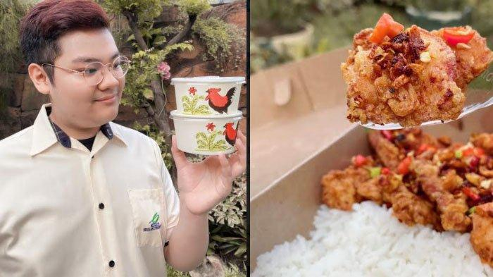 Siswa SMA Citra Berkat Surabaya Rintis Usaha Rice Box Inovatif di Masa Pandemi