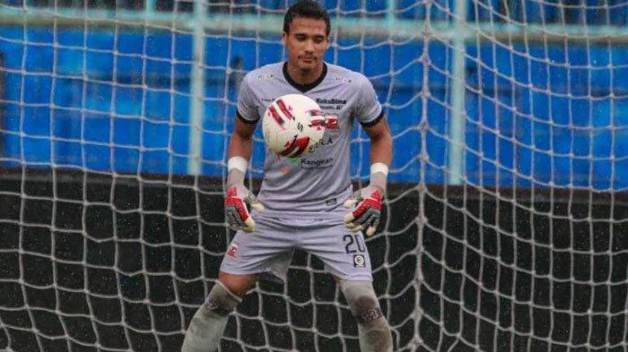 Kiper Madura United Muhammad Ridho Djazulie Mengaku telah Perpanjang Kontrak, Program Latihan Maret