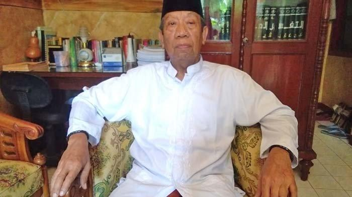 Ketua MUI Bojonegoro Kecam Kerusuhan 22 Mei 2019 di Jakarta, Begini Kata KH Jauhari Hasan