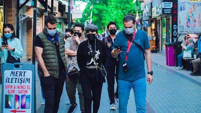 Ashanty Bak Tegang Dikawal 'Bodyguard' Kekar saat Liburan di Turki, Ungkap Kisah Lucu di Baliknya