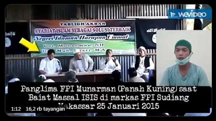 Politikus Nasdem Dukung Densus 88 Tangkap Munarman, Minta Kroni-kroninya Juga Diusut Tuntas
