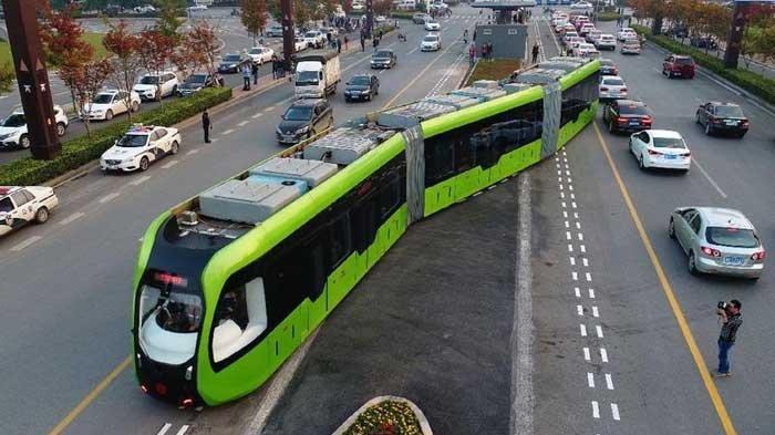Muncul Wacana Pembangunan ART di Surabaya untuk Gantikan Trem dan LRT