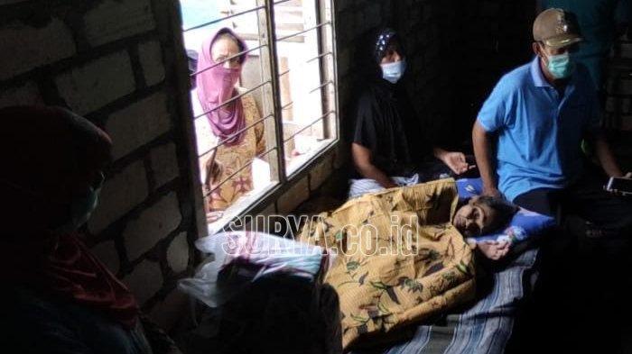 Viral Nenek Muntiah Asal Kabupaten Lamongan yang Hidup Sebatang Kara dan Kondisinya Memprihatinkan