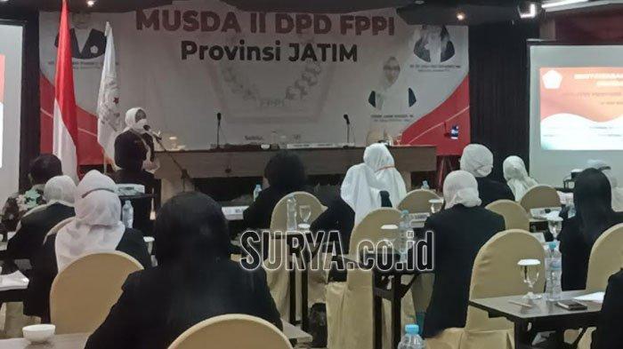 FPPI Jatim Gelar Musda, Politisi Golkar Jadi Kandidat Terkuat Isi Kursi Ketua