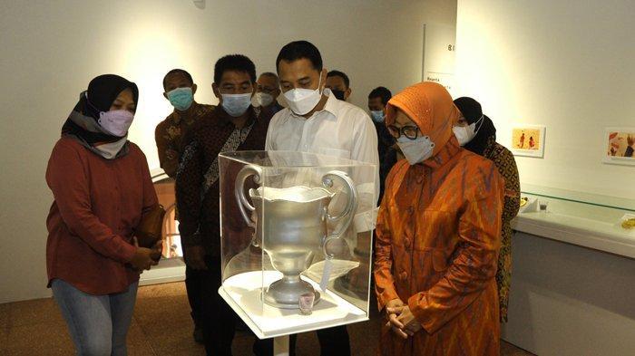 Ungkapan Tri Rismaharini Usai Museum Olahraga Surabaya Diresmikan