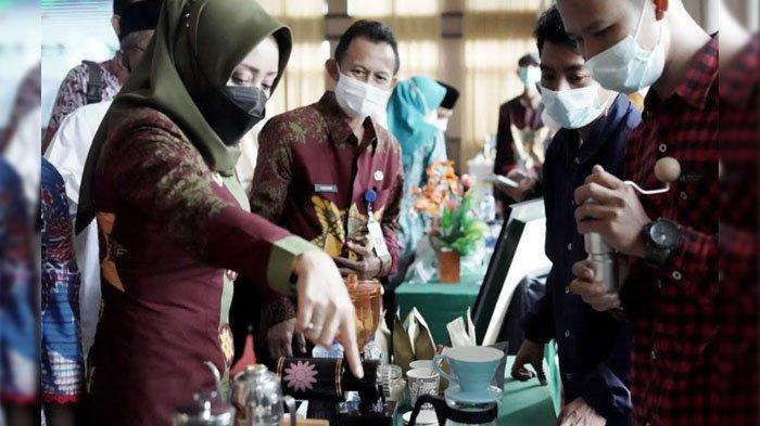 Dorong Pemulihan Ekonomi dan Penyerapan APBD 2021