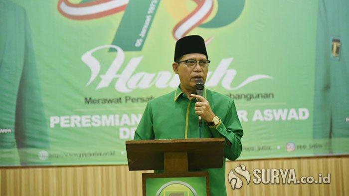 PPP Angkat Bicara Soal Masuknya Nama Wagub Emil Dardak Jadi Kandidat Ketua DPD Demokrat Jatim