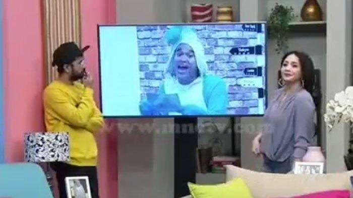 Sedih Lihat Kemesraan Ayu Ting Ting & Ivan Gunawan, Raffi Ahmad Digoda Nagita Slavina Habis-Habisan