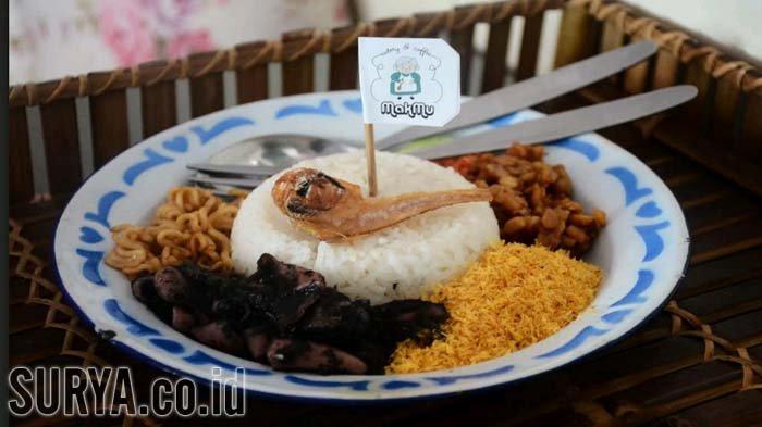 Angkat Konsep Nasi Madura Express, Sajikan Masakan Pedas Selera Orang Surabaya