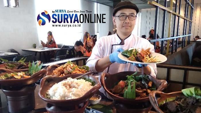 Diusung pada Culinary Journey East Java V, Nasi Serpang Madura Langsung Ngehit