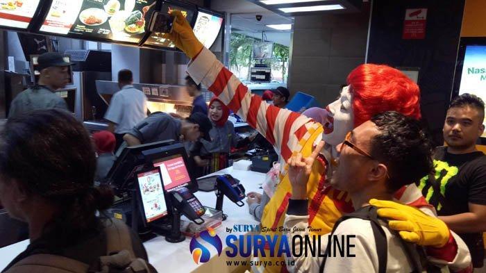 Sambut Ramadan 2019, McDonald Kembali Keluarkan Menu Nasi Uduk