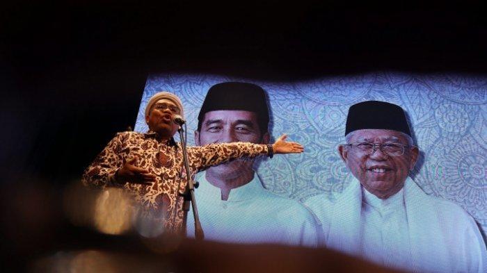 Nasib Ali Ngabalin Setelah Rocky Gerung Prediksi Tersingkir dari Istana Begitu Prabowo Datang