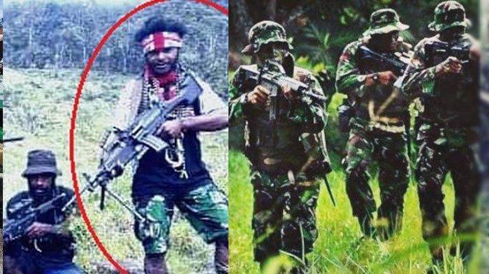 Sosok Egianus Kogoya Pimpinan KKB Papua yang Serang dan Lukai 5 Anak Buah Jenderal Andika Perkasa