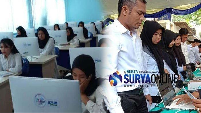 Peserta SKD CPNS 2019 di Makassar Ganti Sambungan Internet Pakai WiFi, Begini Nasibnya Sekarang