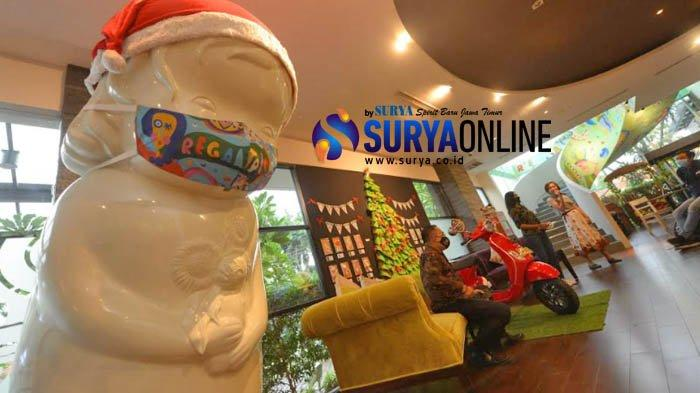 Dapat Sertifikat CHSE, Regantris Hotel Surabaya Tetap Berlakukan Prokes Sambut Libur Akhir Tahun