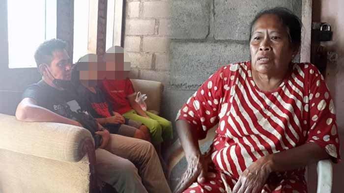 Nenek 2 Anak Yatim di Gresik Nangis Lihat Luka Cucu Dipecuti Pakai Kabel: Saya Nyubit Saja Tak Tega