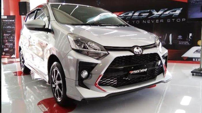 New Agya Meluncur di Surabaya Usung Sporty Compact Car, Segmen Hatchback Cocok Kalangan Milenial
