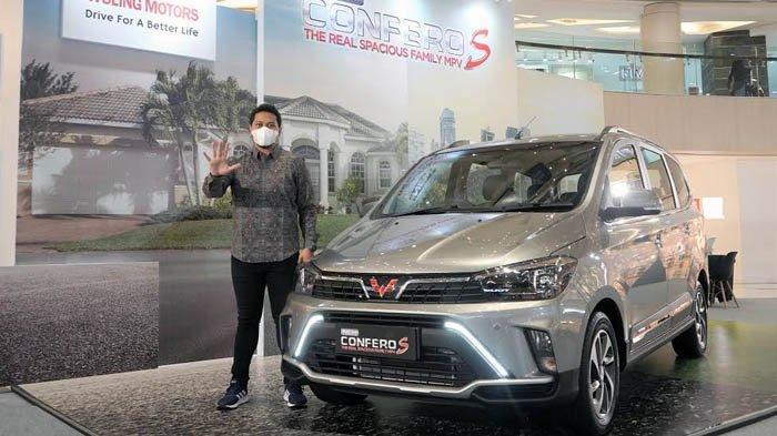 Wuling New Confero S Mulai Dipasarkan di Surabaya