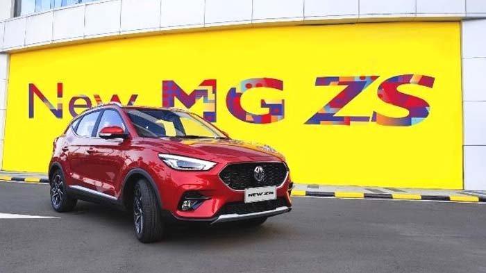 New MG ZS, Debutan Baru MG Motor Indonesia di Tengah Pandemi Covid-19
