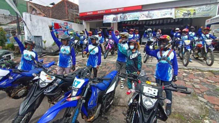 Ngalas Bareng Yamaha WR 155, Taklukan Alam Malang