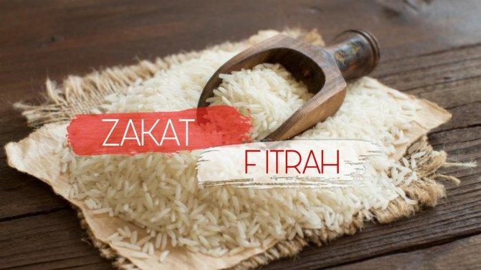 Niat Zakat Fitrah untuk Diri Sendiri, Istri dan Anak Berikut Doa Setelahnya